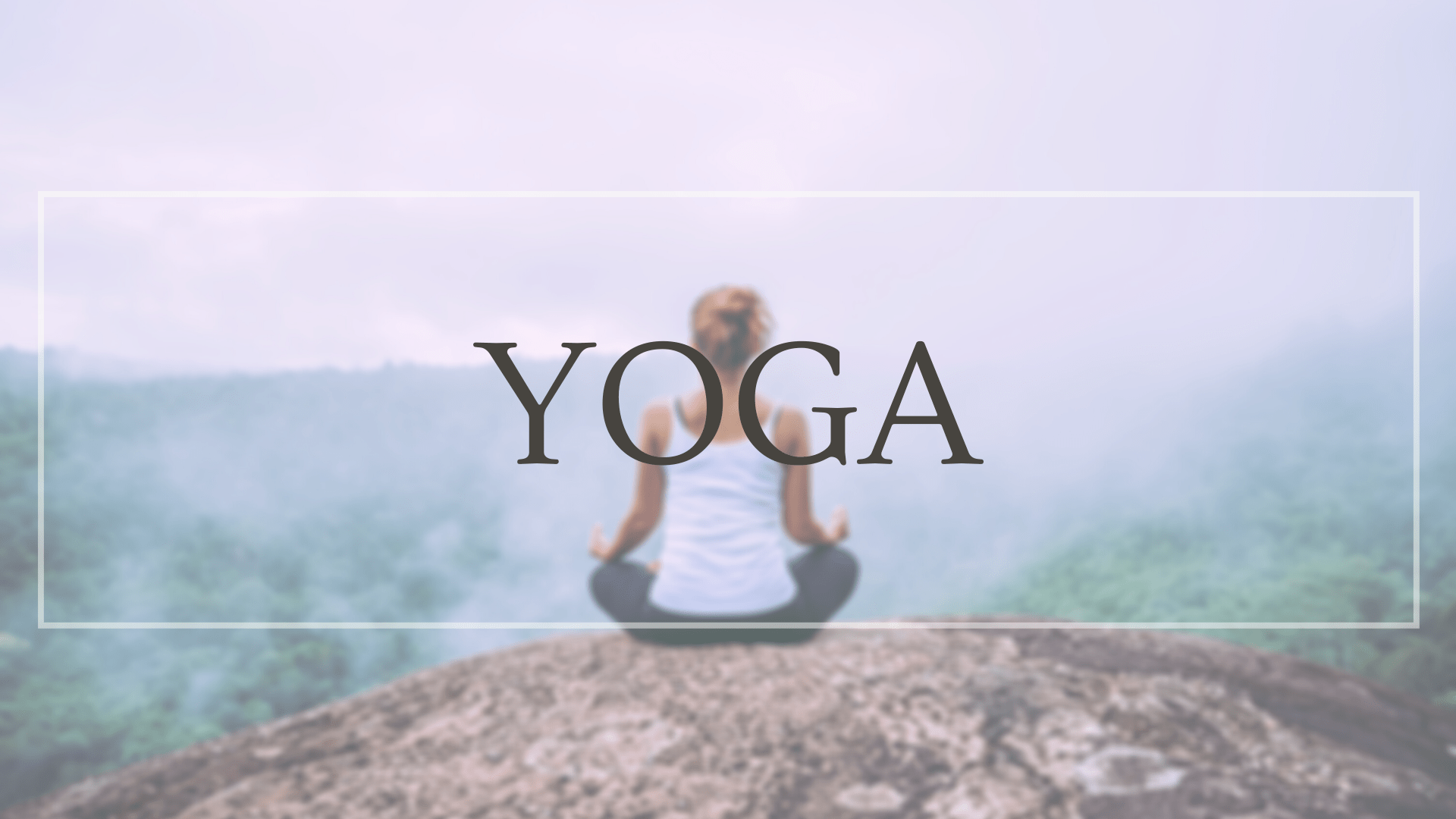 Yoga as a tool to maintain and improve mental and physical health and full fitness